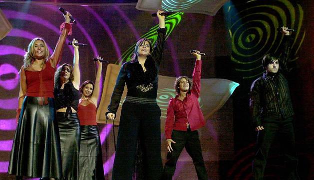 La edición de Eurovisión con Rosa López sigue siendo la más vista en 24 años
