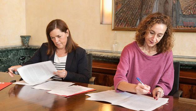 Subvencionados con 75.000 euros la Coordinadora de ONGD de Navarra