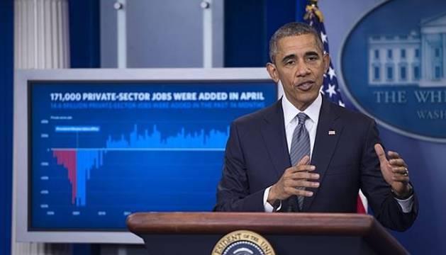 Obama se reúne con el Consejo de Seguridad Nacional para abordar la lucha contra el EI