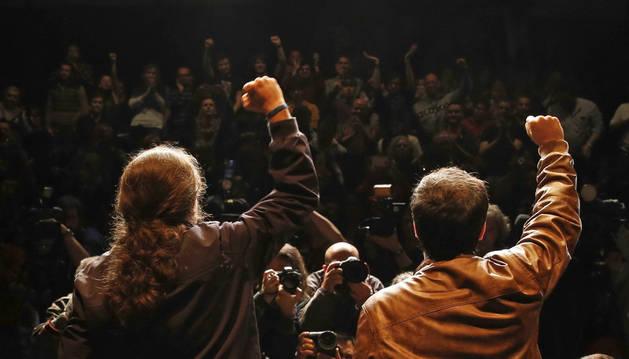 Casi 6.000 personas pueden votar en la consulta sobre el acuerdo IU-Podemos