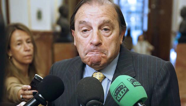 El exdiputado del PP, Vicente Martínez Pujalte.