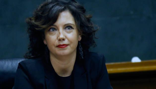 La parlamentaria socialista Ainhoa Unzu.