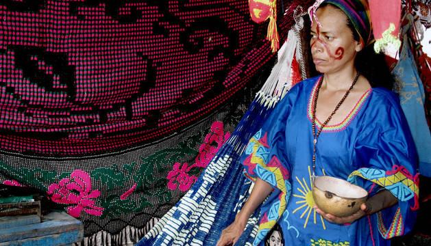 Los wayúu son un pueblo indígena asentado en el noreste de Colombia, una zona desértica donde en los últimos años han proliferado los proyectos mineros.