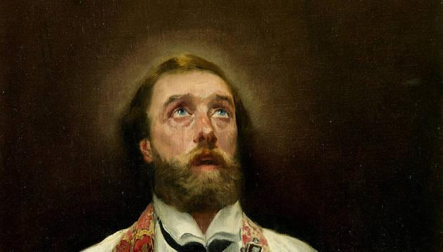 El San Francisco Javier de 50 duros que pintó Sorolla