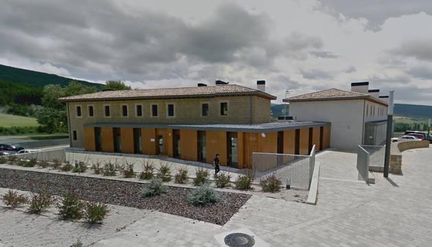 Imagen del edificio de la Fundación Ilundain - Haritz Berri