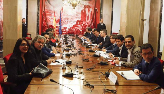 Los partidos fracasan en su intento de pactar un recorte de los gastos de campaña