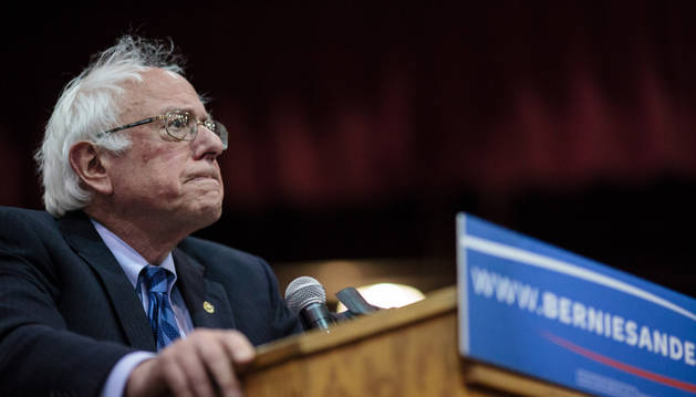 Bernie Sanders vence en Virginia Occidental