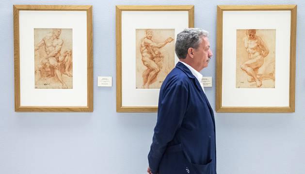 La colección de dibujos españoles de los Uffizi crece con 77 obras