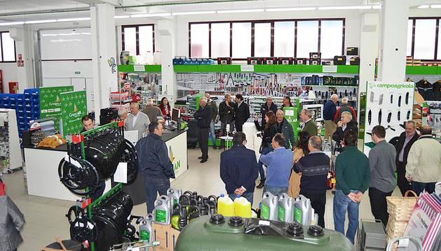 Grupo AN inaugura una tienda de casi 1.000 metros cuadrados en Estella