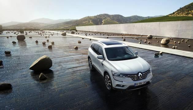 Renault ha presentado el nuevo Koloes
