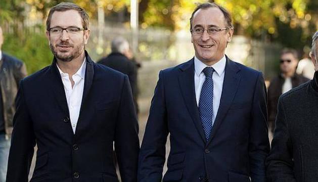Condenan a Alonso y Maroto a pagar 400.000 euros por un contrato con un empresario