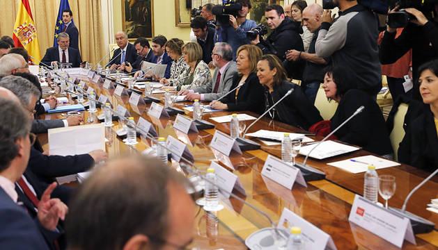Navarra y 11 CC AA piden la retirada de las 'reválidas' de la LOMCE