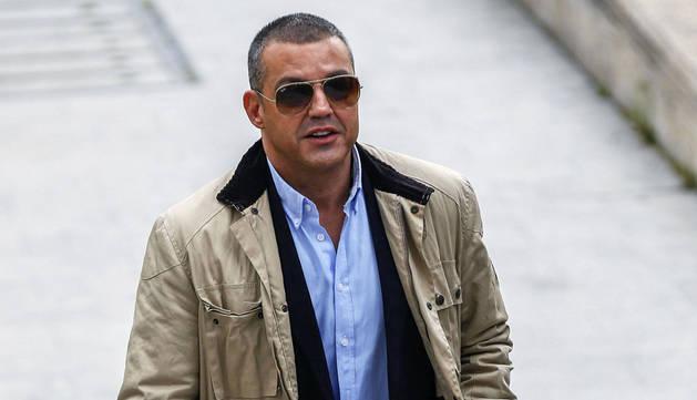 Miguel Ángel Flores acude a la última jornada del juicio