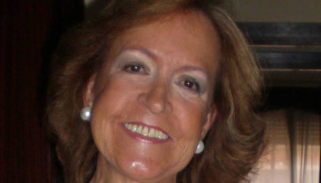 Margarita Apilluelo Martín.