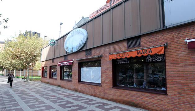 Mercado de Ermitagaña.