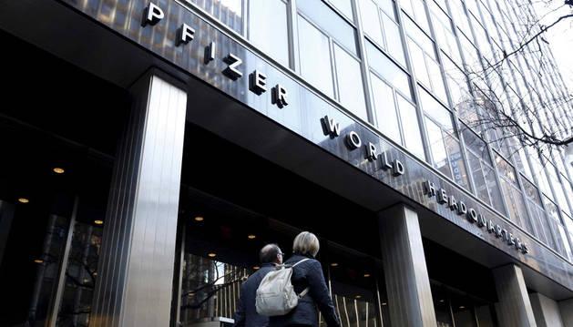 Pfizer añade obstáculos a la elaboración de la inyección letal en Estados Unidos
