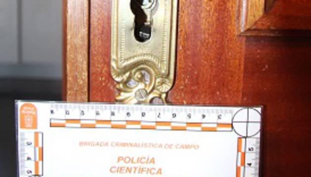 Navarra registra 841 nuevos delitos en las dos últimas semanas