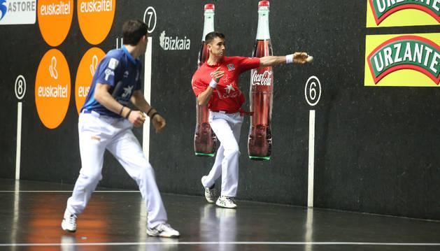 El Bizkaia registró una muy discreta entrada para una semifinal.