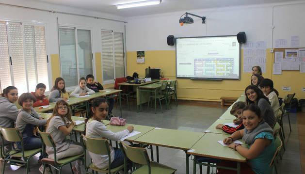 El colegio San Babil de Ablitas participará en un programa de TVE