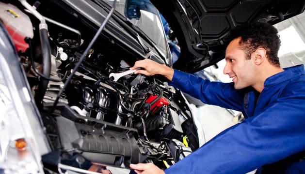 Uno de cada cinco navarros no recibe presupuesto al llevar el coche al taller