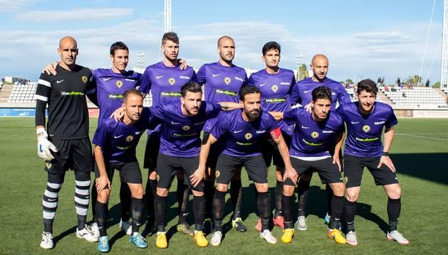Uno de los onces titulares del Hércules en la presente temporada, en la que ha competido en el grupo 3 de Segunda B.