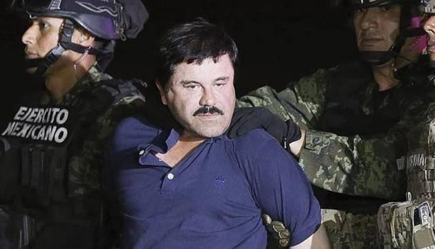 Un segundo juez avala la extradición del 'Chapo' Guzmán