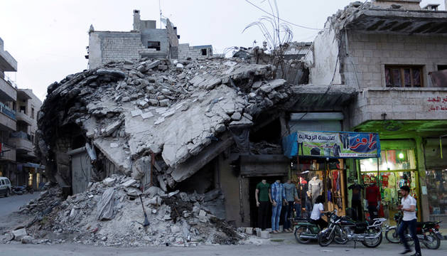 La coalición internacional y Turquía matan a 27 miembros del Estado Islámico en Siria