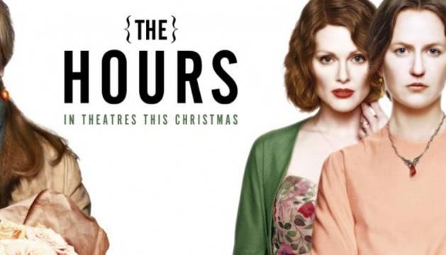 Cartel de la película 'Las horas'.