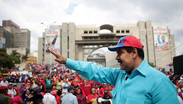 El vicepresidente de Venezuela descarta un referéndum revocatorio contra Maduro