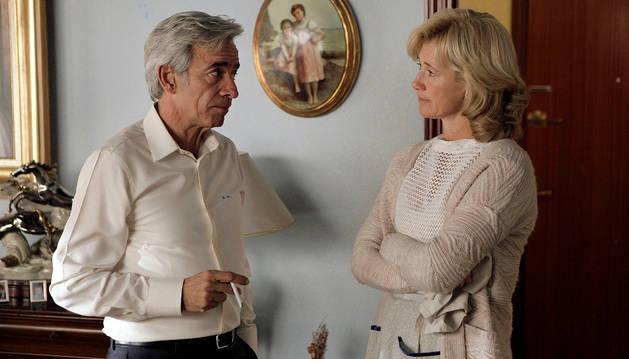 Escena de la serie 'Cuéntame'.