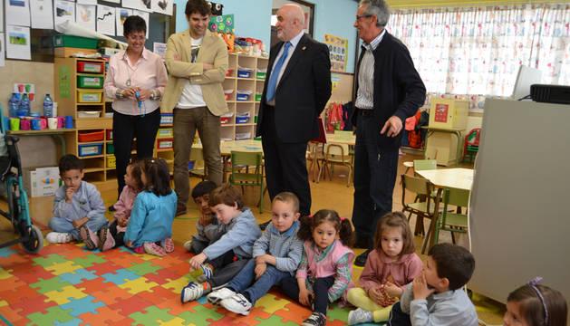 Los centros públicos de Lodosa demandan soluciones a Educación