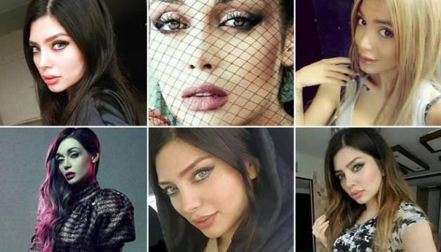 Irán detiene a ocho mujeres por posar como modelos en fotografías sin velo