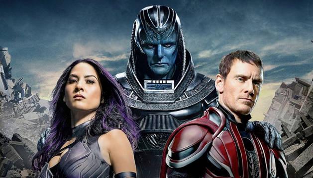 Imagen de 'X-Men: Apocalipsis'.