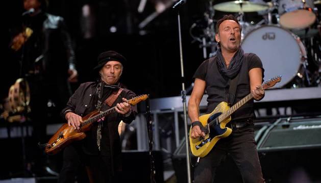 Springsteen electrifica Anoeta