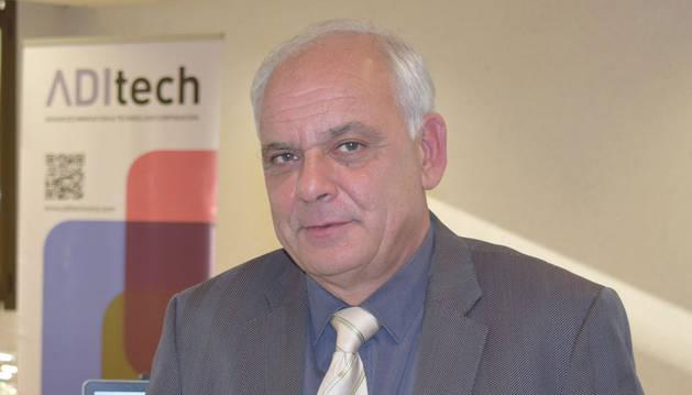 Juan Ramón de la Torre, director general de ADItech