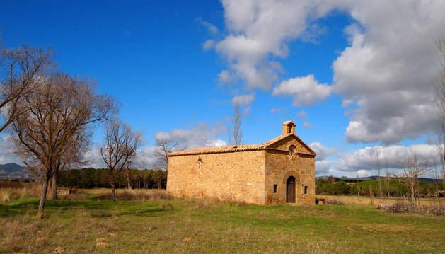 La Diócesis veta ahora que Sangüesa arregle el tejado de una ermita