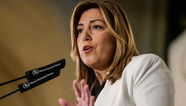 Díaz condiciona un Gobierno de Sánchez a que el PSOE gane las elecciones del 26J