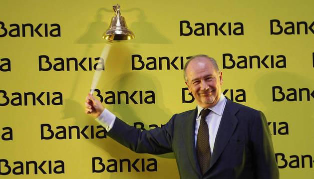 Bankia ya ha devuelto en Navarra 2,4 millones por la salida a Bolsa