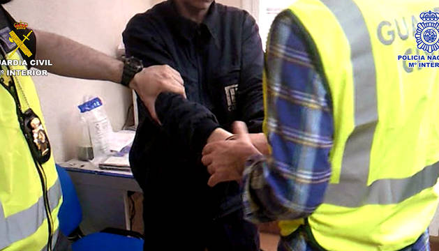 La Policía Nacional y la Guardia Civil detienen a un 'ciberdepredador' en Toledo