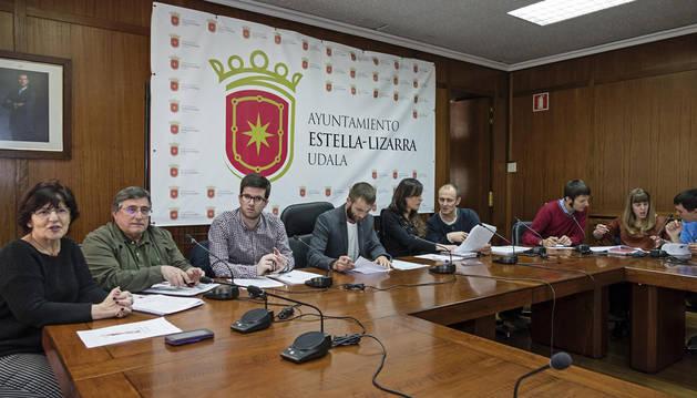 Las instalaciones deportivas arañan 320.000 € del remanente de Estella