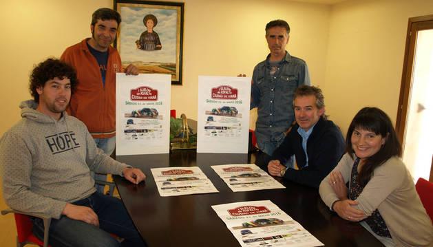 Viana, sede mañana del I Slalom de Asfalto con el nombre de la ciudad
