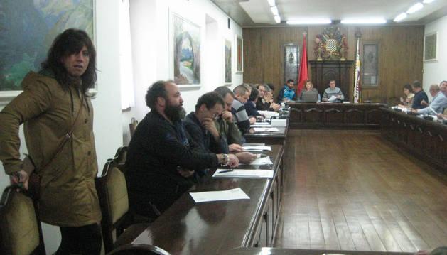 La Junta de Baztan convoca la consulta de Aroztegia el 5 de junio