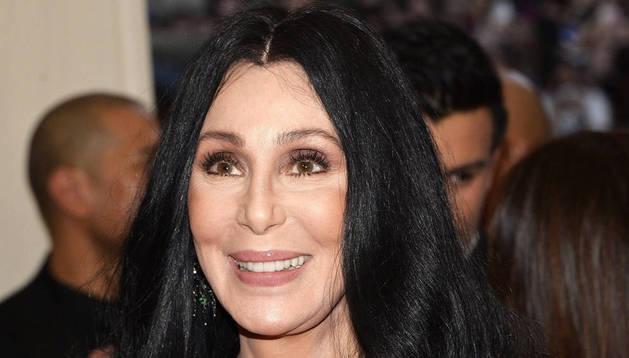 Cher, un irreductible icono pop a los 70 años