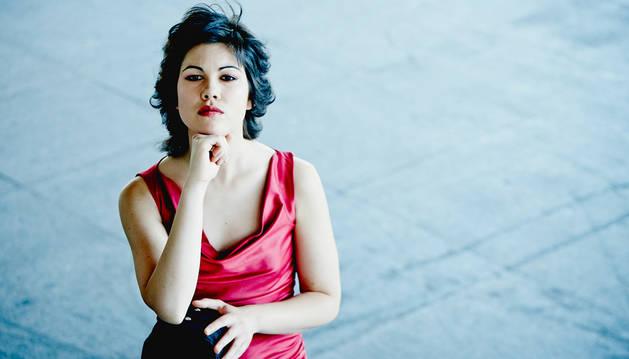 La violista Isabel Villanueva, protagonista en el Festival de Bath en Inglaterra