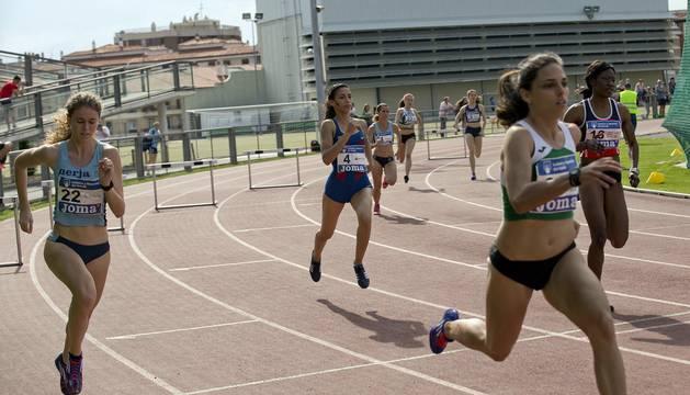 Segunda Jornada de División de Honor Femenino en Larrabide