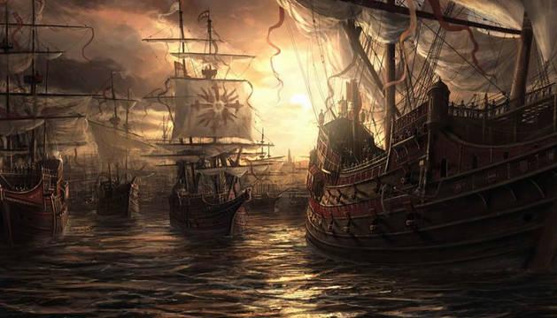 Irlanda revisa mitos y leyendas del paso de la Armada Invencible