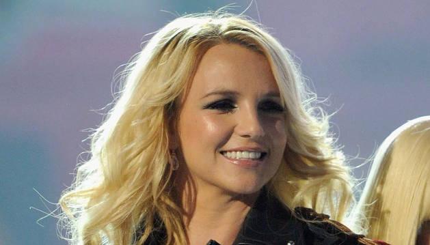 La cantante Britney Spears.