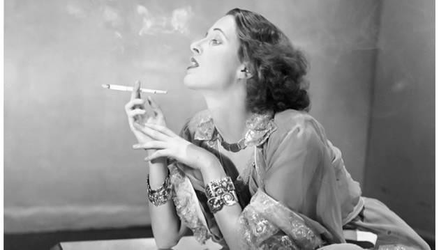 Lousse Dahl-Wolfe, la elegancia a golpe de 'click'
