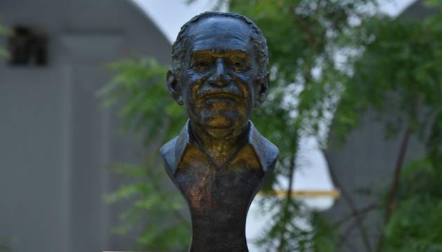 Las cenizas de los restos de García Márquez reposan ya en Cartagena de Indias