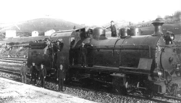 Cien años del ferrocarril del Bidasoa